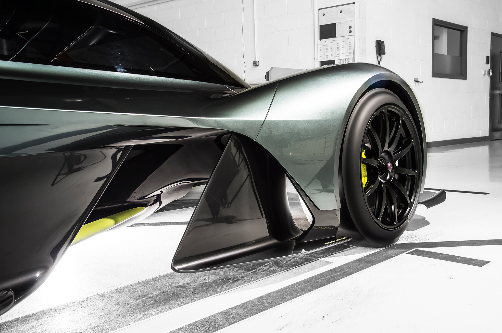Aston Martin S Hypercar Is Sold Out Motorhive