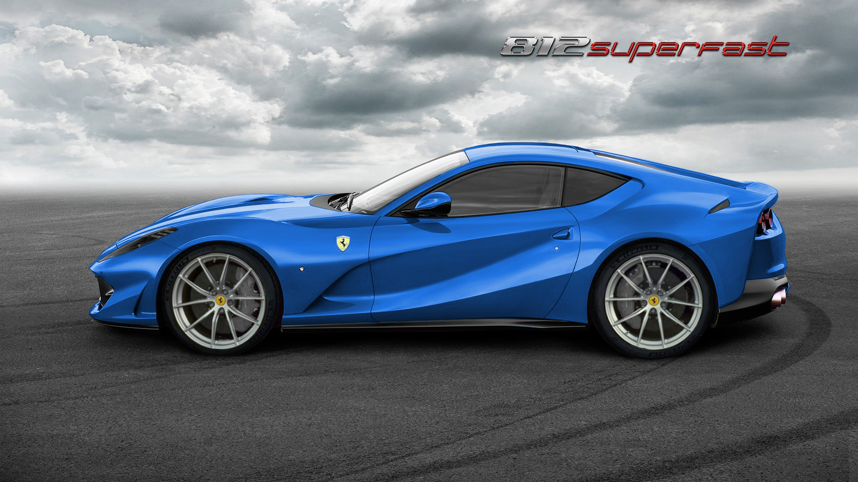 ferrari 812 superfast renders motorhive. Black Bedroom Furniture Sets. Home Design Ideas
