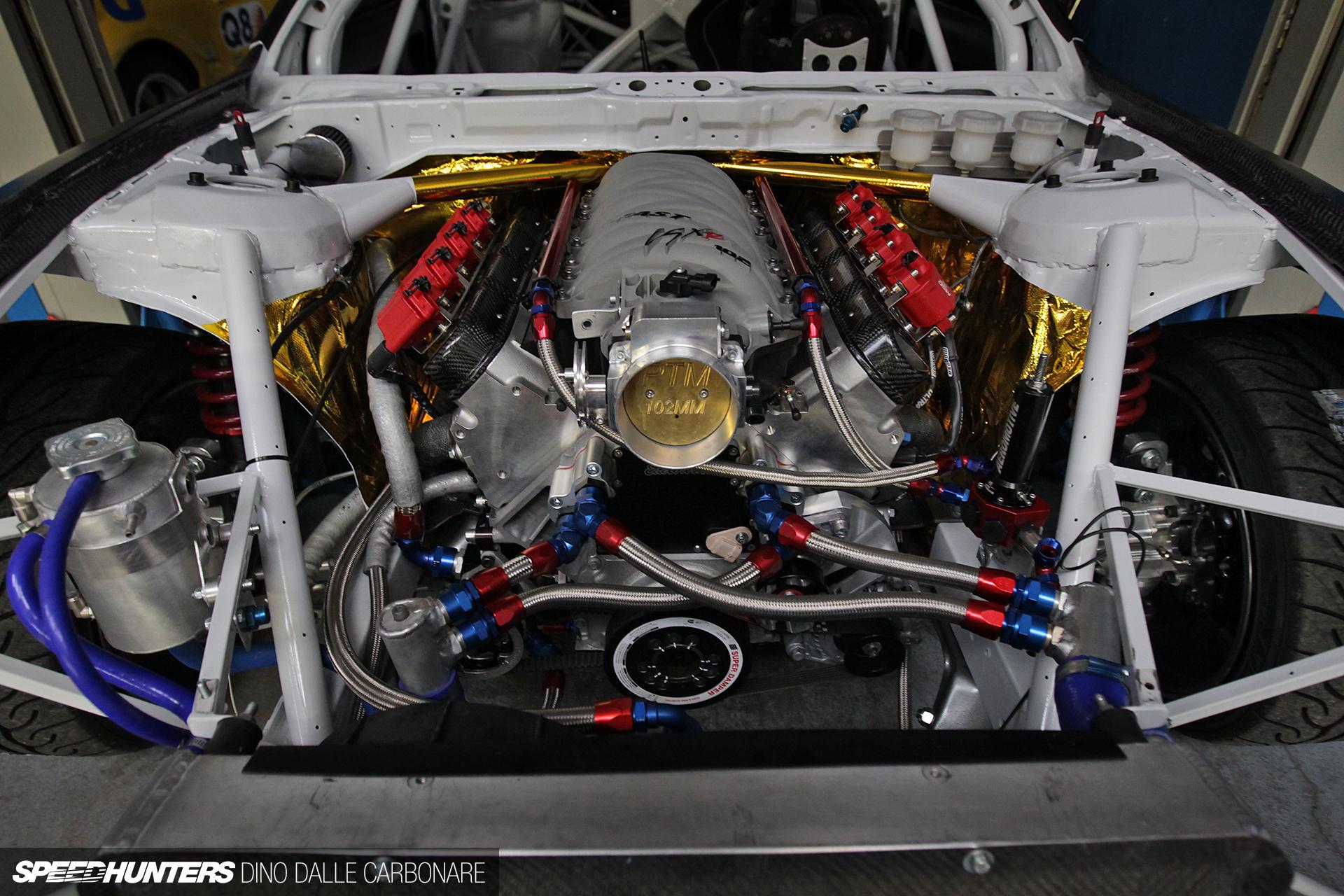 Brill Steel S14 V8