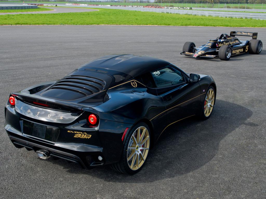 Lotus Evora 410 GP Edition