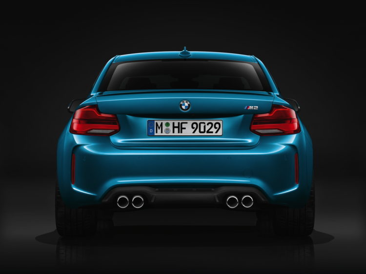 BMW M2 Facelift