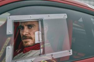 Michael Fassbender Ferrari