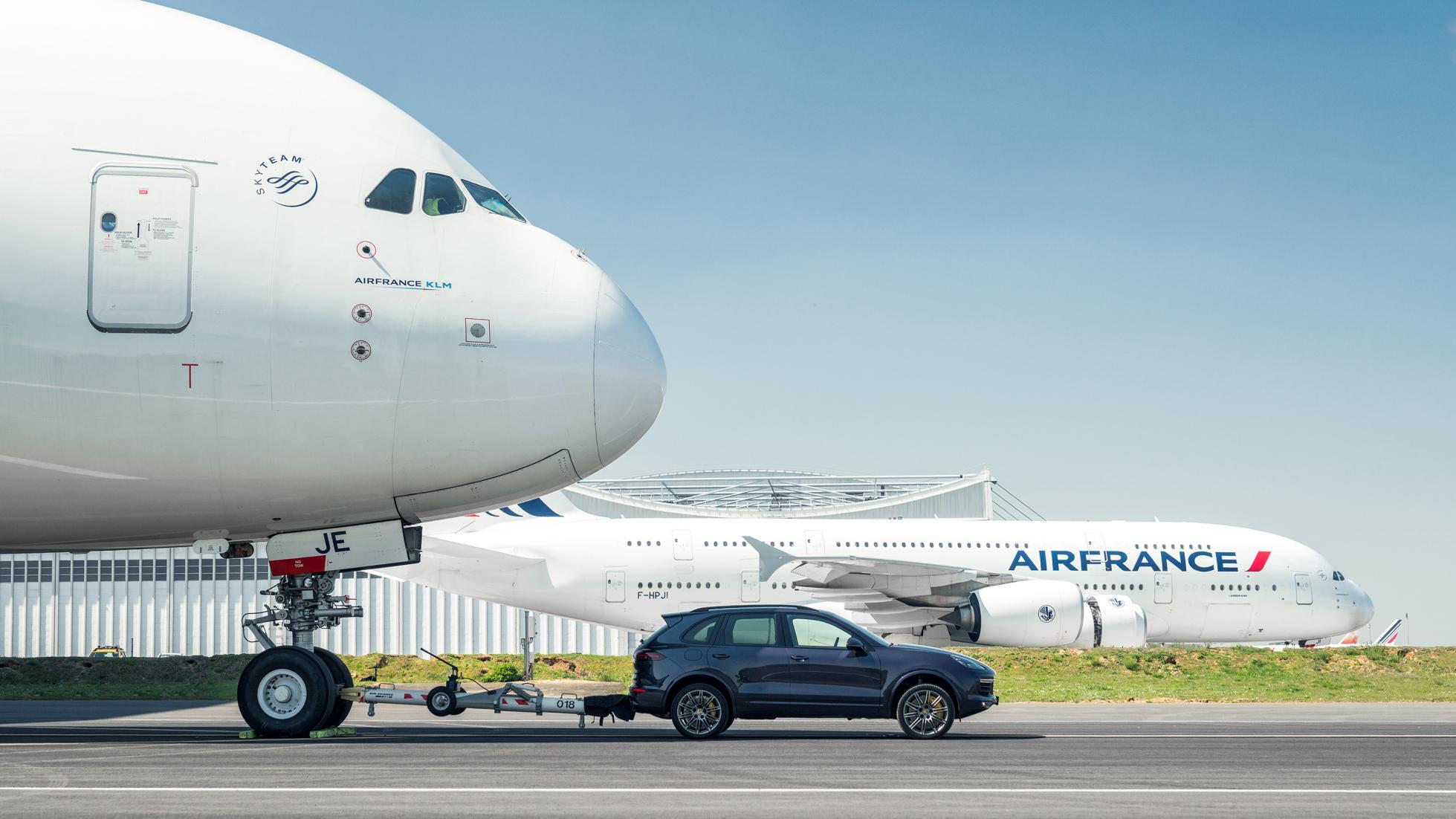 Porsche Cayenne A380