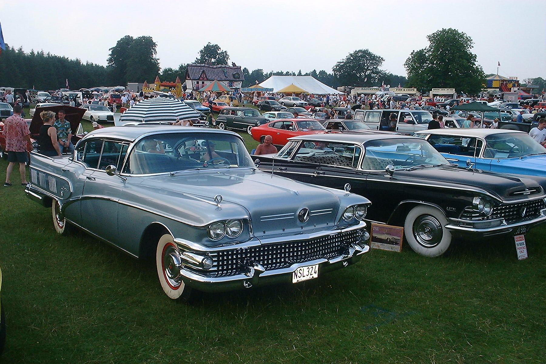 Tatton Park Car Show July