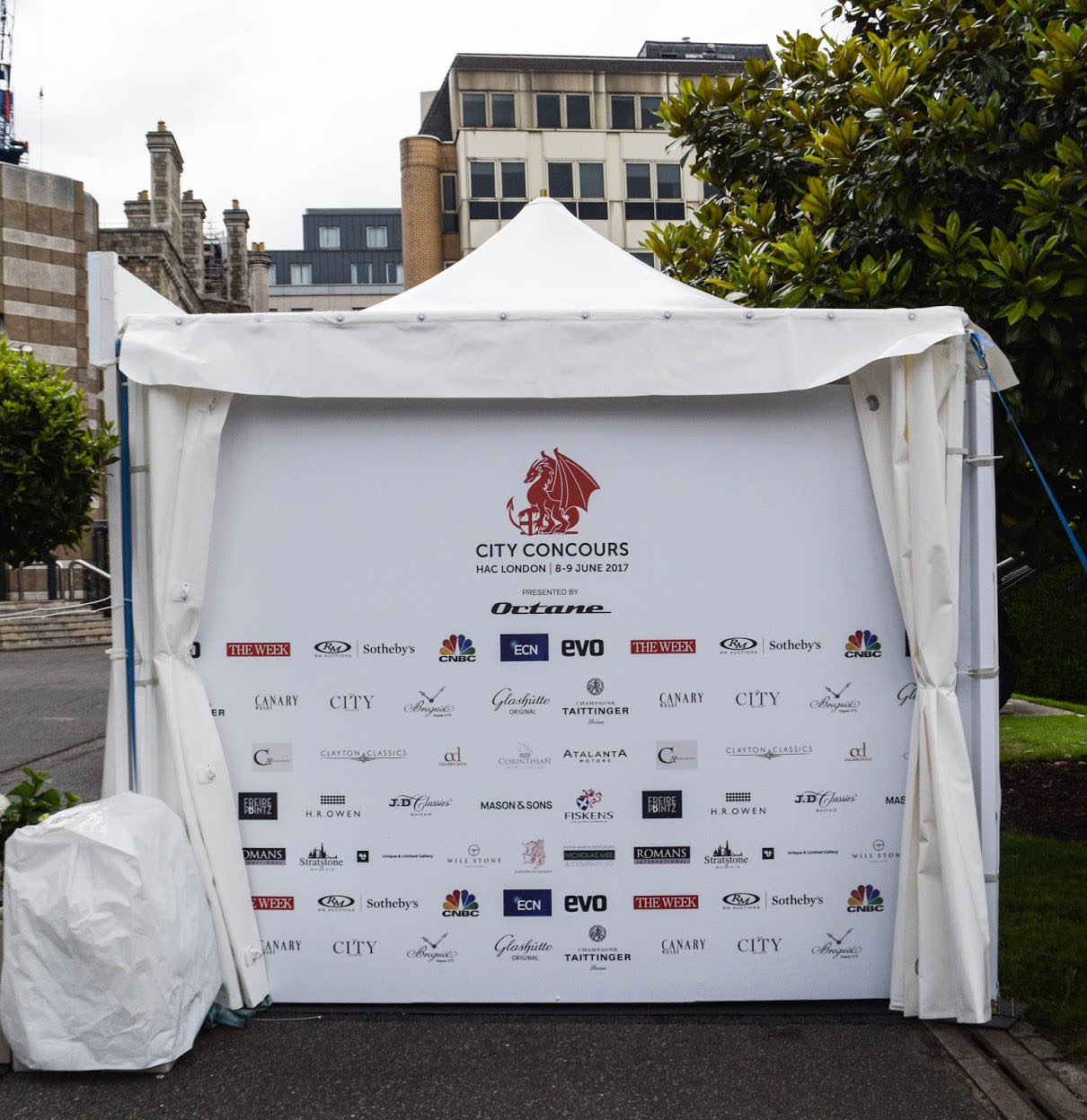 City Concours London 2017