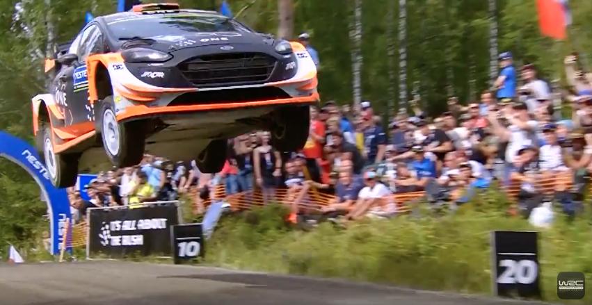 WRC Jump