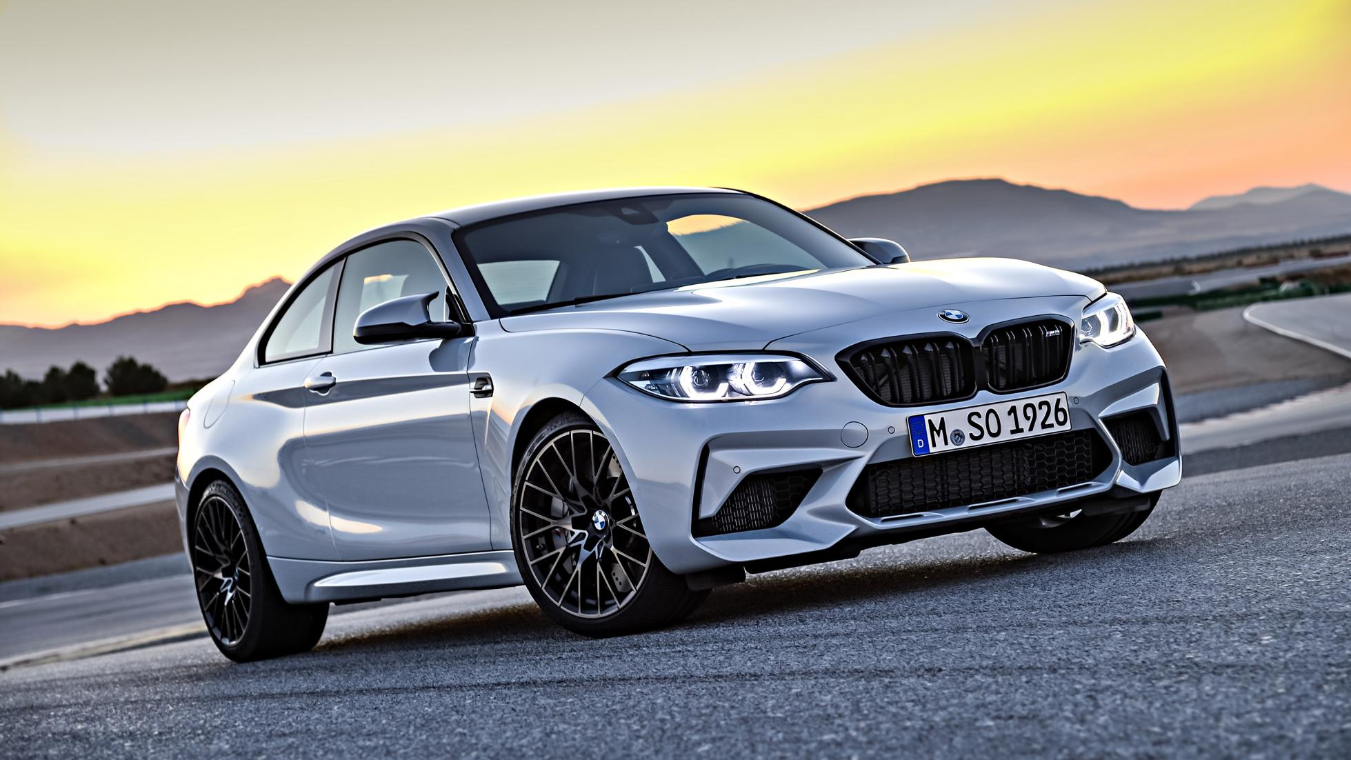 M2 Competition