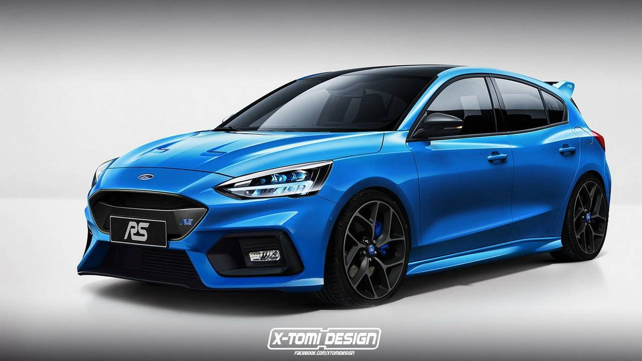 New Focus RS
